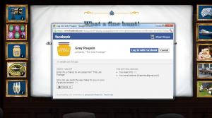 Grey Poupon Facebook