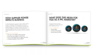 Porter's 5 Forces ebook for PPC cover