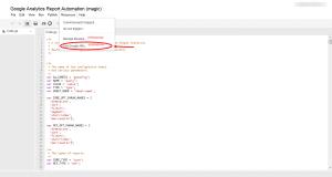 Use Google APIs