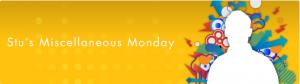 Miscellaneous Monday