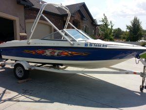 Bayliner Boat 17.5