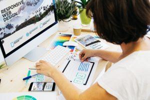 website design, professional website design, updated website design